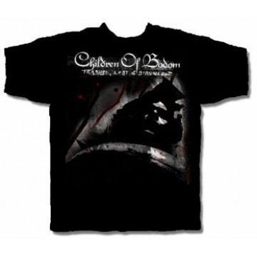 Children Of Bodom (COB) Trashed And Strung Out T-Shirt