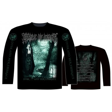 Cradle Of Filth Dusk And Her Embrace long sleeve T-Shirt