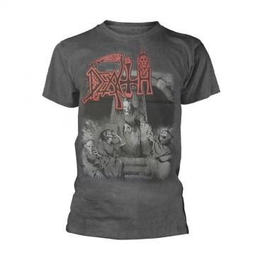 Death Scream Bloody Gore Vintage Wash T-Shirt