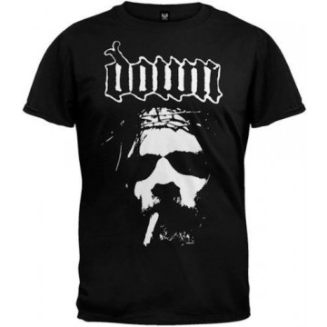 Down NOLA Face T-shirt