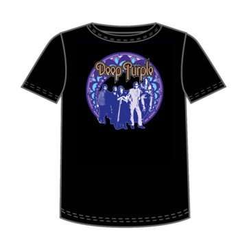 Deep Purple Band Photo T-Shirt
