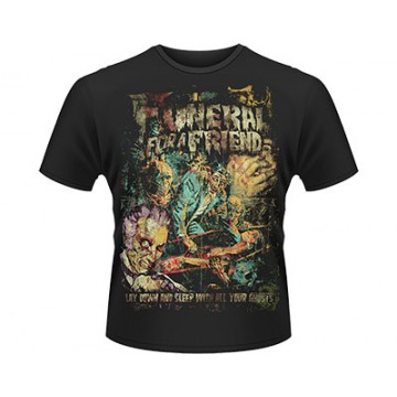 Funeral For A Friend Undertaken T-Shirt