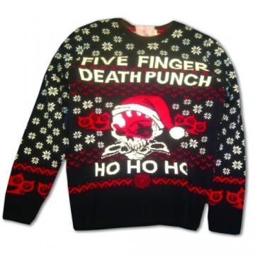 Five Finger Death Punch Skull Jumper