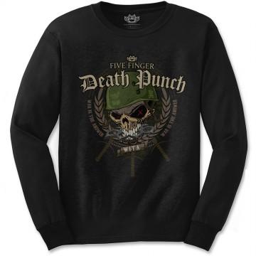 Five Finger Death Punch Warhead Longsleeve T-Shirt