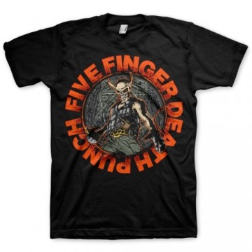 Five Finger Death Punch Seal Of Ameth T-Shirt