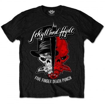 Five Finger Death Punch Jekyll & Hyde T-Shirt