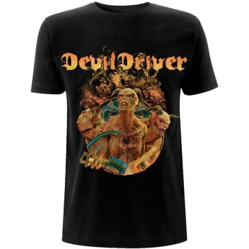 Devildriver Keep Away From Me T-Shirt
