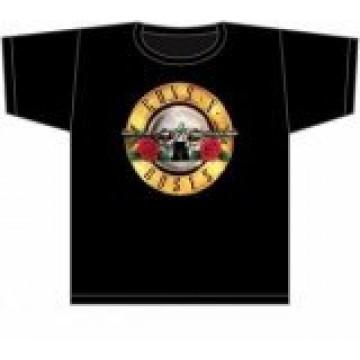 Guns N Roses (GnR) Round Logo T-Shirt