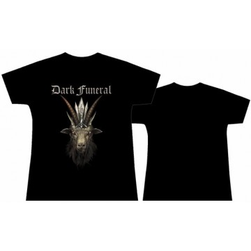 Dark Funeral Goat Girls T-Shirt. (