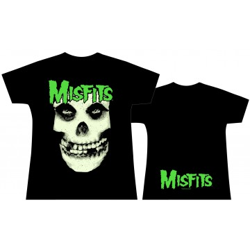 Misfits, The Jarek Skull Girls T-Shirt