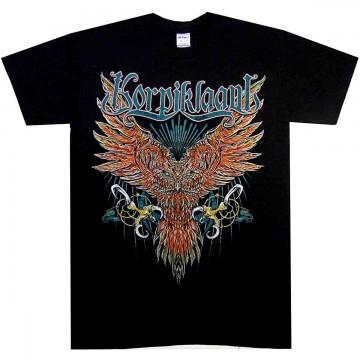 Korpiklaani Owl Girls T-Shirt