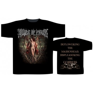 Cradle Of Filth Deflowering The Maidenhead Girls T-Shirt