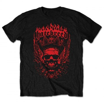 Hatebreed Packaged Crown T-Shirt