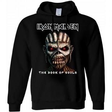 Iron Maiden Book of Souls Men Hoodie