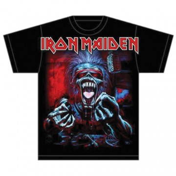 Iron Maiden A Real Dead One Men T-Shirt