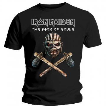 Iron Maiden Axe Colour T-Shirt