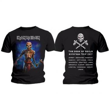 Iron Maiden Axe Ed BOS Etour T-Shirt