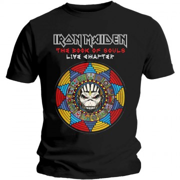 Iron Maiden BOS Live T-Shirt