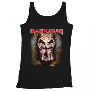 Iron Maiden Eddie Candle Finger Vest