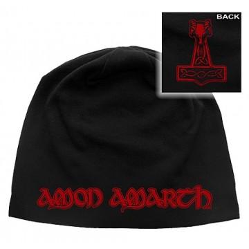 Amon Amarth Hammer Discharge Beanie Hat