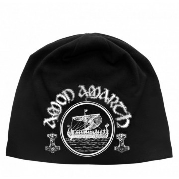 Amon Amarth Vikings Discharge Beanie Hat