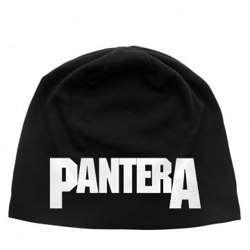 Pantera Logo Discharge Beanie Hat
