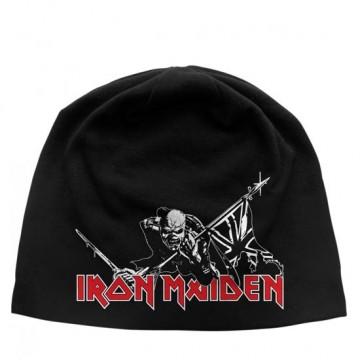 Iron Maiden Trooper Discharge Beanie Hat