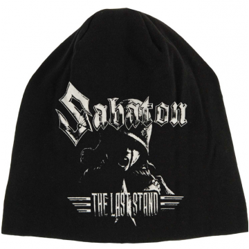 Sabaton The Last Stand Discharge Beanie Hat
