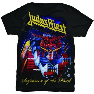 Judas Priest Defenders Of The Faith T-Shirt
