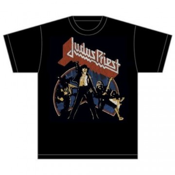 Judas Priest Unleashed V2 T-Shirt