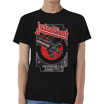 Judas Priest Vengeance Birmingham England T-Shirt