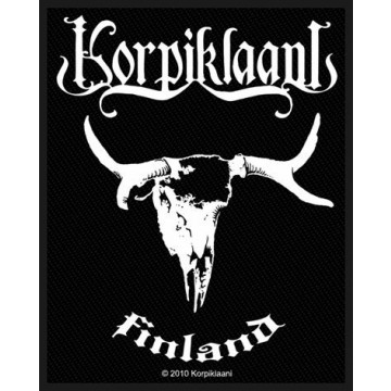 Korpiklaani Finland Backpatch