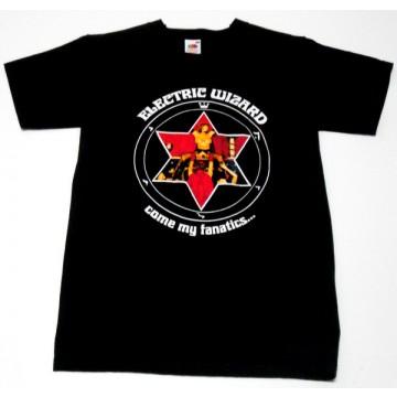 Electric Wizard Come My Fanatics T-Shirt