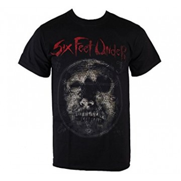Six Feet Under Rotten Head T-Shirt