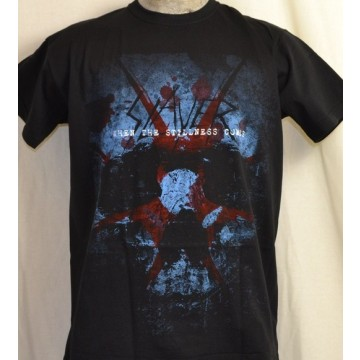 Slayer Stillness Comes T-Shirt