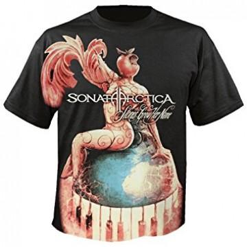 Sonata Arctica Stonesgrow Hername T-Shirt