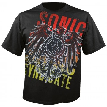 Sonic Syndicate Eagle Deluxe T-Shirt