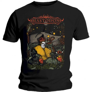 Mastodon Seated Soverign T-Shirt
