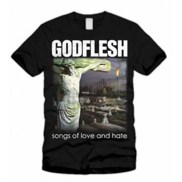 Godflesh Songs Of Love & Hate T-Shirt