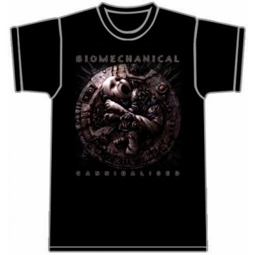 Biomechanical Cannibalised T-Shirt