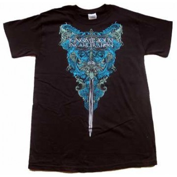 Ignominious Incarceration Sword Logo T-Shirt
