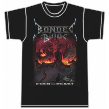 Bonded By Blood Feed The Beast T-Shirt