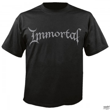 Immortal Logo T-Shirt