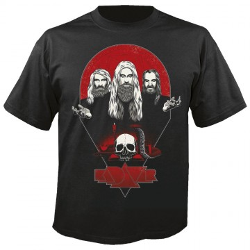 Kadavar Black Mass T-Shirt
