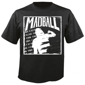 Madball For The Cause Graffiti T-Shirt