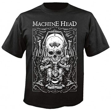 Machine Head Moth T-Shirt