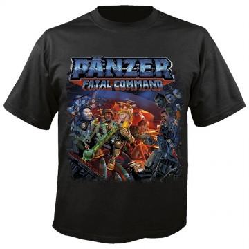 Panzer Fatal Command T-Shirt