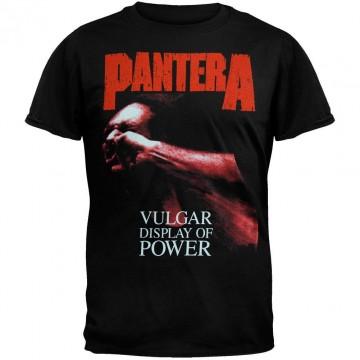 Pantera Red Vulgar T-Shirt
