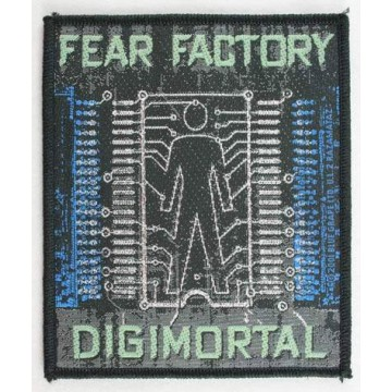 Fear Factory Digimortal Patch