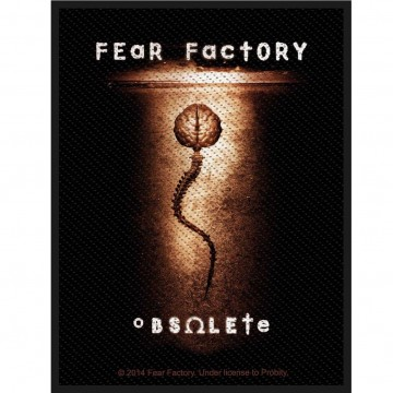 Fear Factory Obsolete Patch